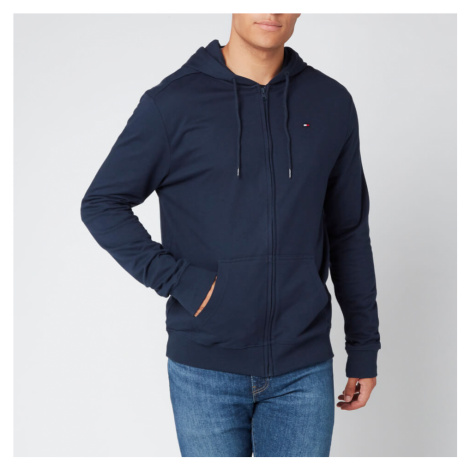 Tommy Hilfiger Men's Tommy LWK Full Zip Hoodie - Blue