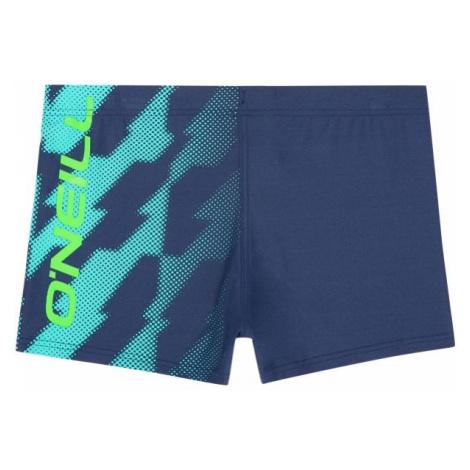 O'Neill PB TRONIC SWIMMING TRUNKS blue - Boys' swimsuit