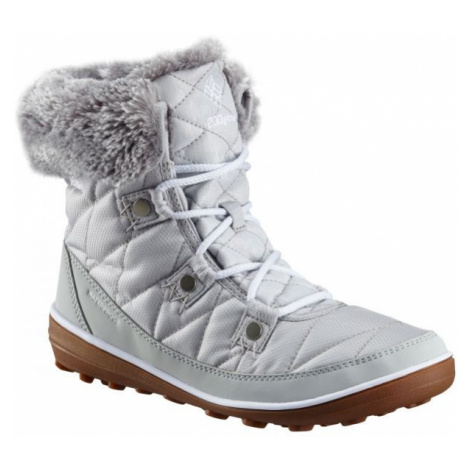Columbia HEAVENLY SHORTY CAMO OH white - Women's outdoor shoes