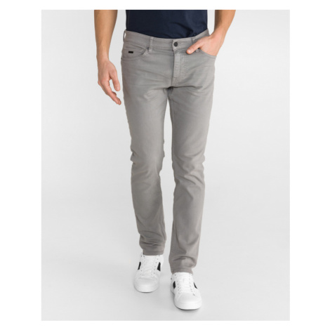 BOSS Delaware Jeans Grey Hugo Boss