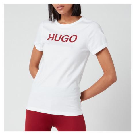 HUGO Women's The Slim T-Shirt - Multi Hugo Boss
