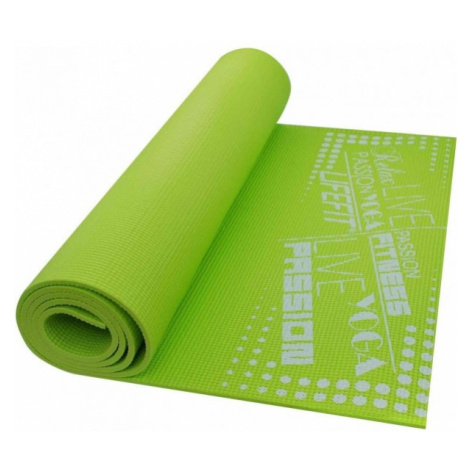 Lifefit LIFEFIT SLIMFIT green - Exercise Mat