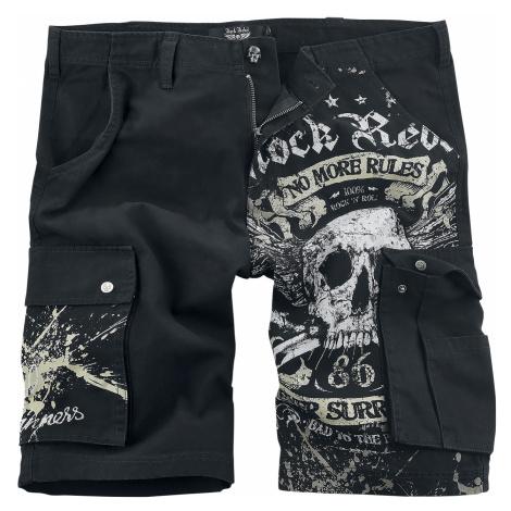 Rock Rebel by EMP - Saviour - Shorts - black
