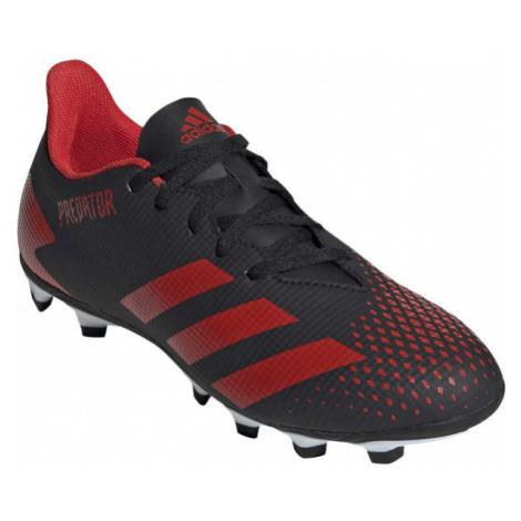 adidas PREDATOR 20.4 FXG black - Men's football shoes