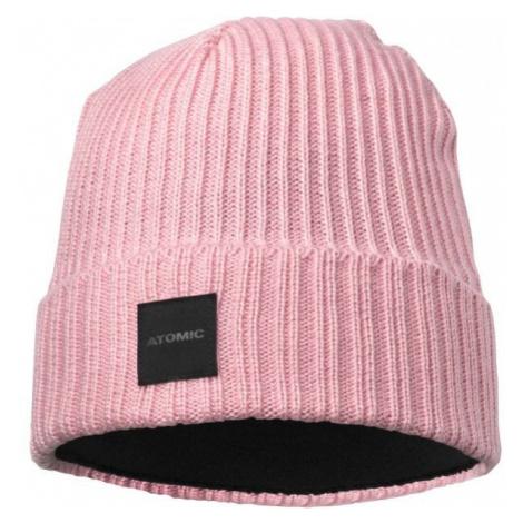 Atomic ALPS KNIT BEANIE pink - Unisex hat