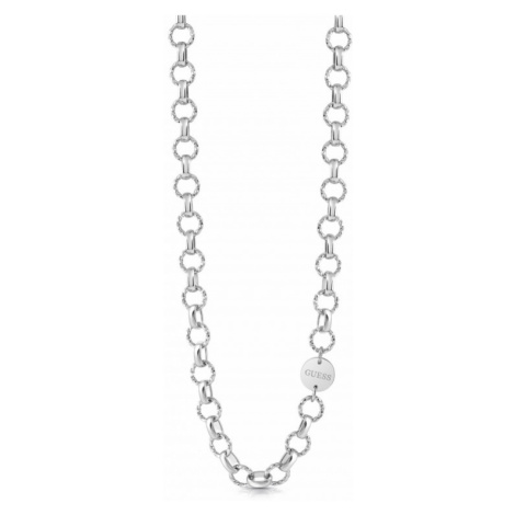 Guess Jewellery Chain Reaction Necklace UBN29044