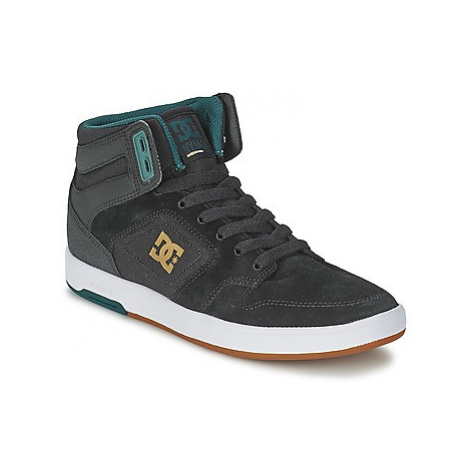 DC Shoes NYJAH HIGH SE women's Shoes (High-top Trainers) in Black