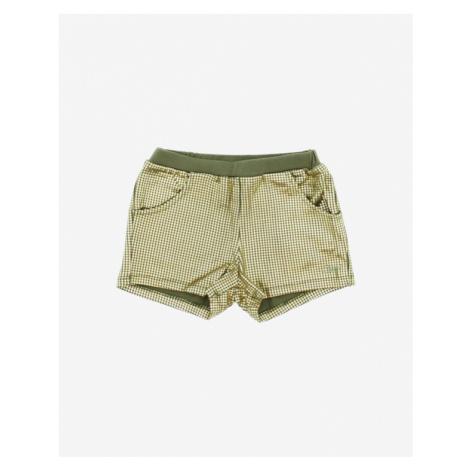 Diesel Kids Shorts Green Gold