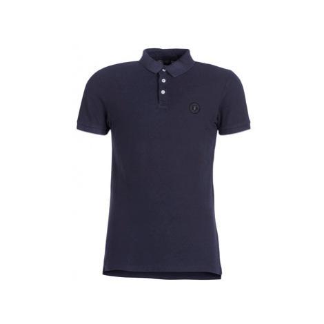 Le Temps des Cerises DYLAN men's Polo shirt in Blue