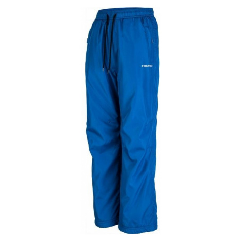 Blue girls' sports clothes