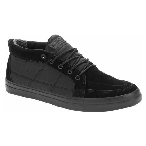 shoes DVS Rivera - Black/Black/Suede