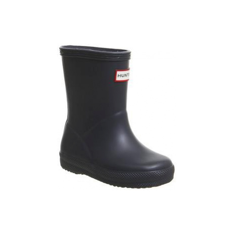 Hunter First Classic Welly NAVY