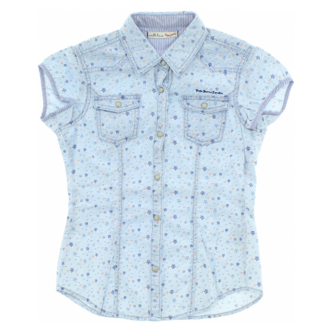 Pepe Jeans Kids Shirt Blue