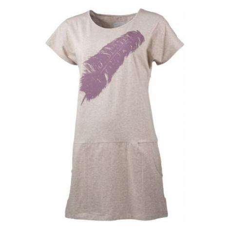 Northfinder VINLEY white - Women's T-shirt/dress