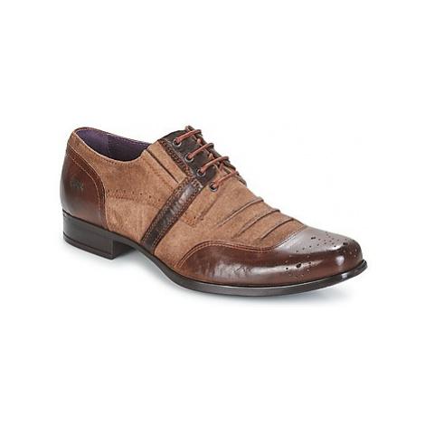 BKR JAPU men's Casual Shoes in Brown