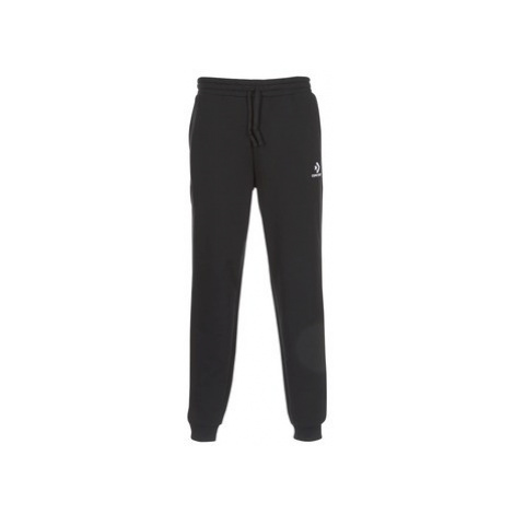 Converse CONVERSE STAR CHEVRON EMBROIDERED PANT men's Sportswear in Black
