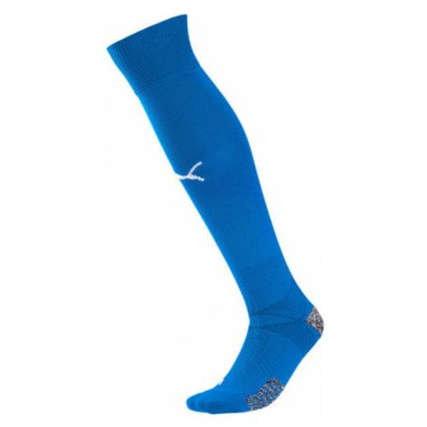Puma TEAM FINAL 21 SOCKS TEAM dark blue - Men's football socks
