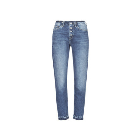 Pepe jeans MARY REVIVE women's Jeans in Blue