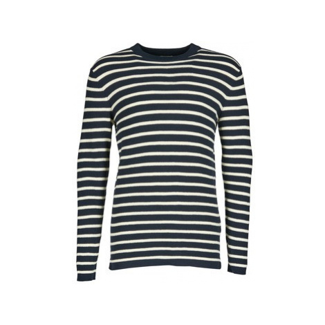 Selected CALL men's Sweater in Blue