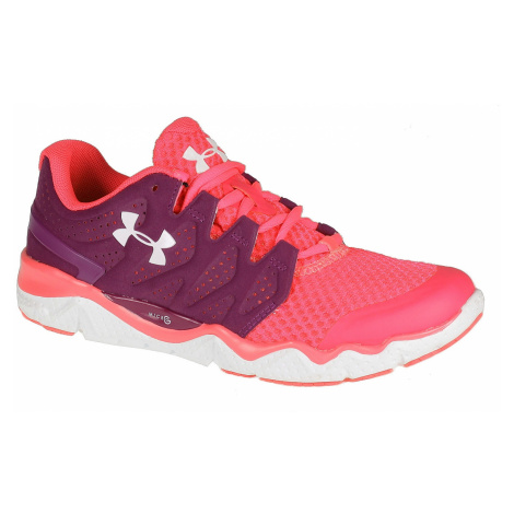 shoes Under Armour W Micro G Optimum - 696/Aubergine/Pink Shock