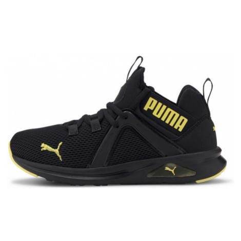 Puma ENZO 2 WEAVE JR black - Boys' shoes