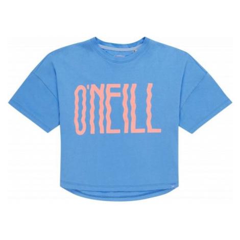 O'Neill LG S/SLV T-SHIRT blue - Girls' top