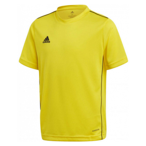 adidas CORE18 JSY Y - Junior's football jersey