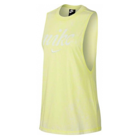 Nike NSW TANK WSH yellow - Women's tank top