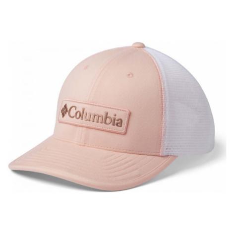 Columbia TECH TRAIL 110 SNAP BACK pink - Baseball cap