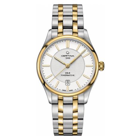 Certina Watch DS-8 Powermatic 80