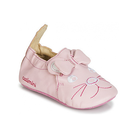 Catimini CALA girls's Children's Slippers in Pink