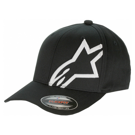 cap Alpinestars Corp Shift 2 Flexfit - Black/White