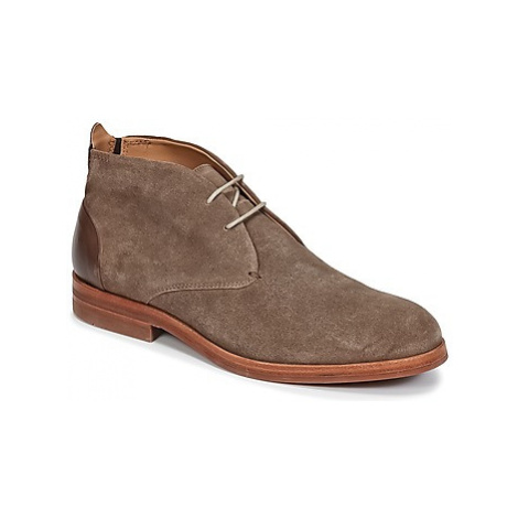 Hudson MATTEO men's Mid Boots in Brown Hudson London