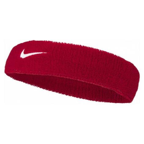 Nike SWOOSH HEADBAND red - Headband
