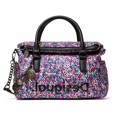 bag Desigual 20SAXA95/Down Town Loverty - 3002/Fucsia - women´s