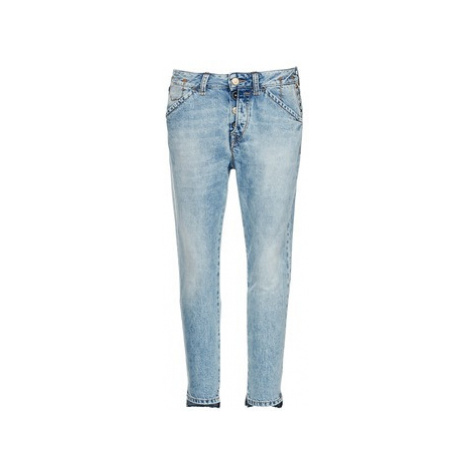 Fornarina MARIA women's Skinny Jeans in Blue