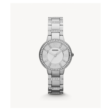 Fossil Women's Virginia Stainless Stainless Steel Watch