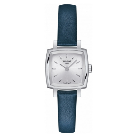 Ladies Tissot Lovely Square Watch T0581091603100