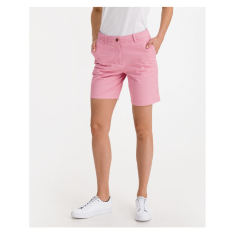 Gant Chino Shorts Pink
