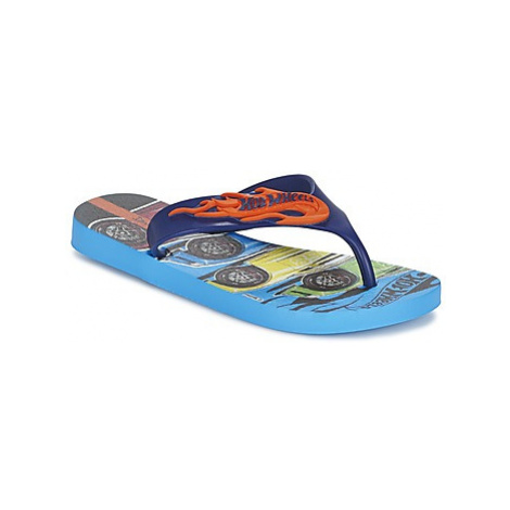 Ipanema HOT WHEELS TYRE boys's Children's Flip flops / Sandals in Blue
