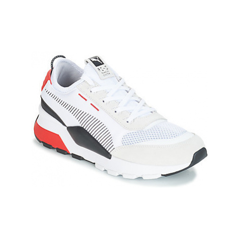 Puma RS-0 WINTER INJTOYS.WH-RED men's Shoes (Trainers) in White
