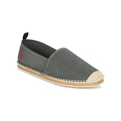 Polo Ralph Lauren BARRON men's Espadrilles / Casual Shoes in Grey
