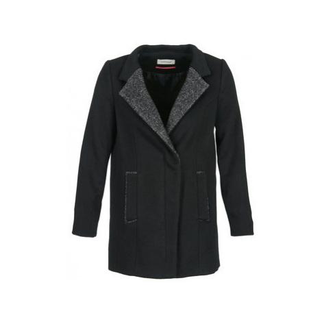 Naf Naf ALEXIA women's Coat in Black