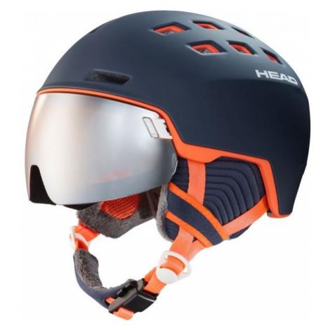 Head RACHEL dark blue - Ski helmet