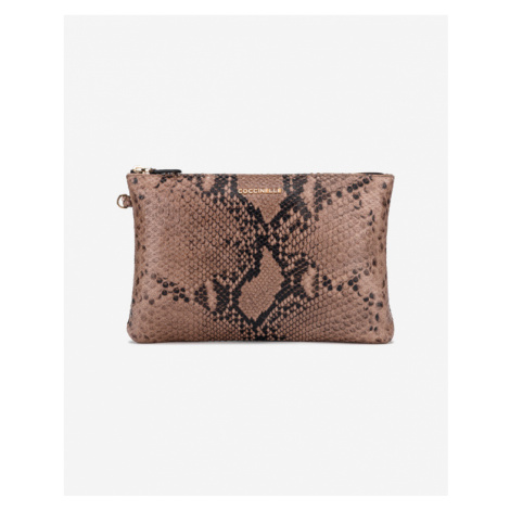 Coccinelle Clutch Brown