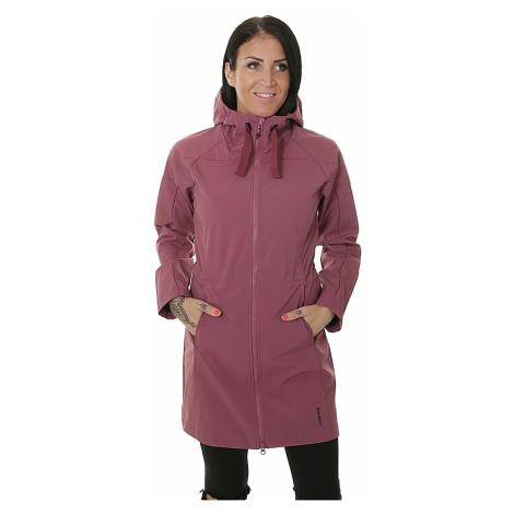 coat Husky Sara L - Wine