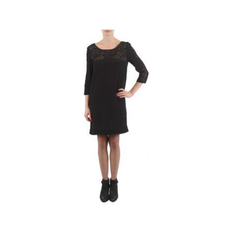 Stella Forest ROBE AVEC DENTELLE SIAM women's Dress in Black