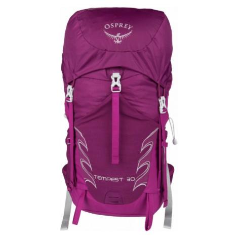 Osprey TEMPEST 30 W II S/M red wine - Women's backpack
