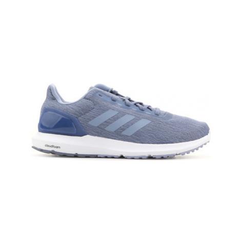 Blue women's running shoes