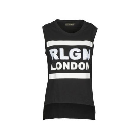 Religion B123RGT41 women's Vest top in Black